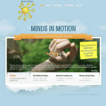 Minds In Motion front page