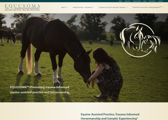 EQUUSOMA - home page top