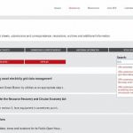 Ontario Federation of Agriculture - Resources - Live Search